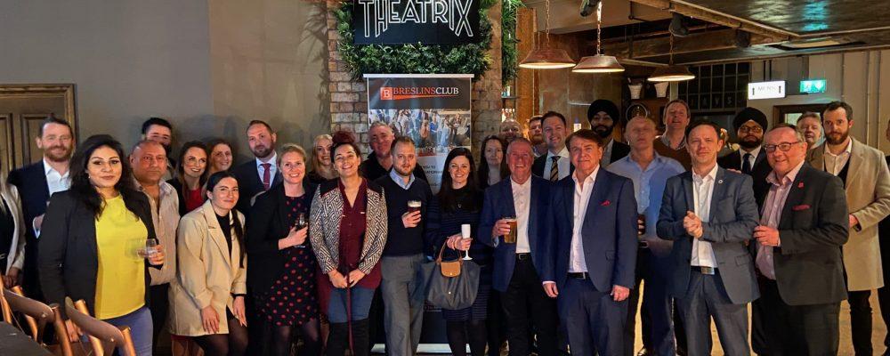 Breslins Club Birmingham Launch Night