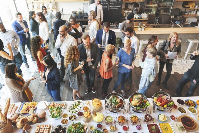 Growing your business through networking is a long-term strategy!