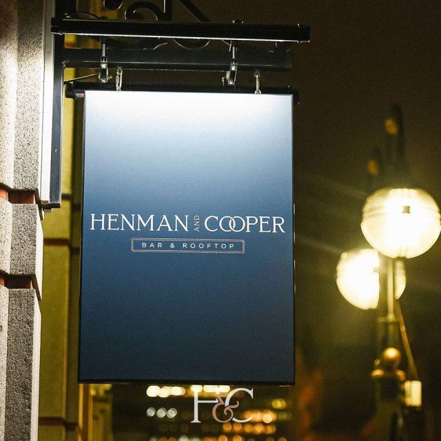 Henman & Cooper